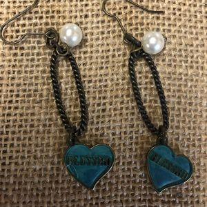 Plunder Design Earrings